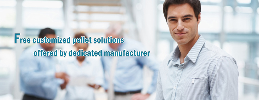 Free customized pellet solutions offered by dedicated manufacturer