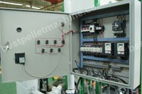 electric control carbinet